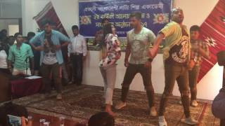 Dil dil dil bangla dance video cover by Bangladeshi Super Boys