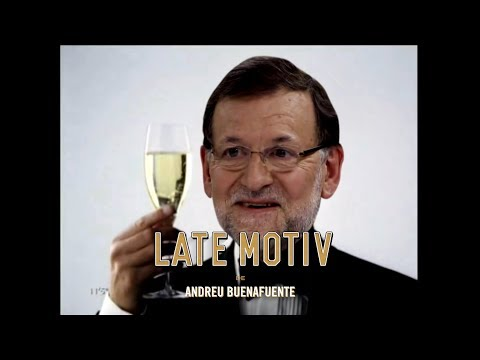 "LATE MOTIV - United Unknown y Late Motiv. ""Felices Fiestas"" 