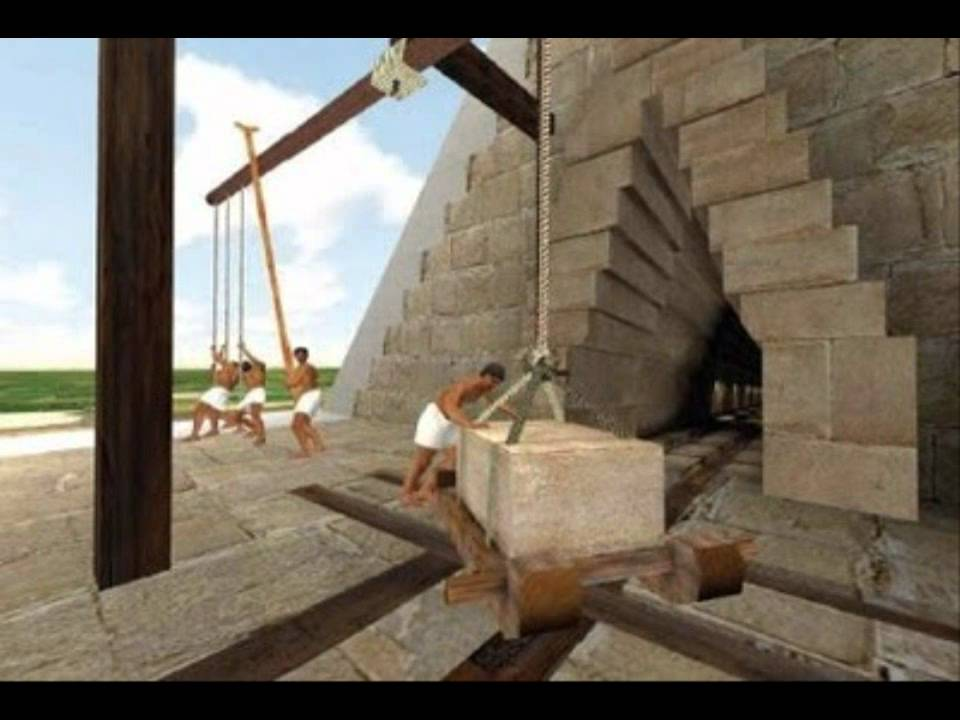 Image Result For What Tools Where Used To Build The Pyramids
