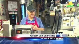 Local butcher bringing home the bacon with