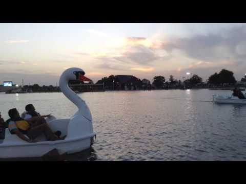 Aspire park''s lake