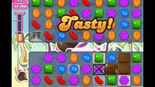 Candy Crush Saga Level 120 clear
