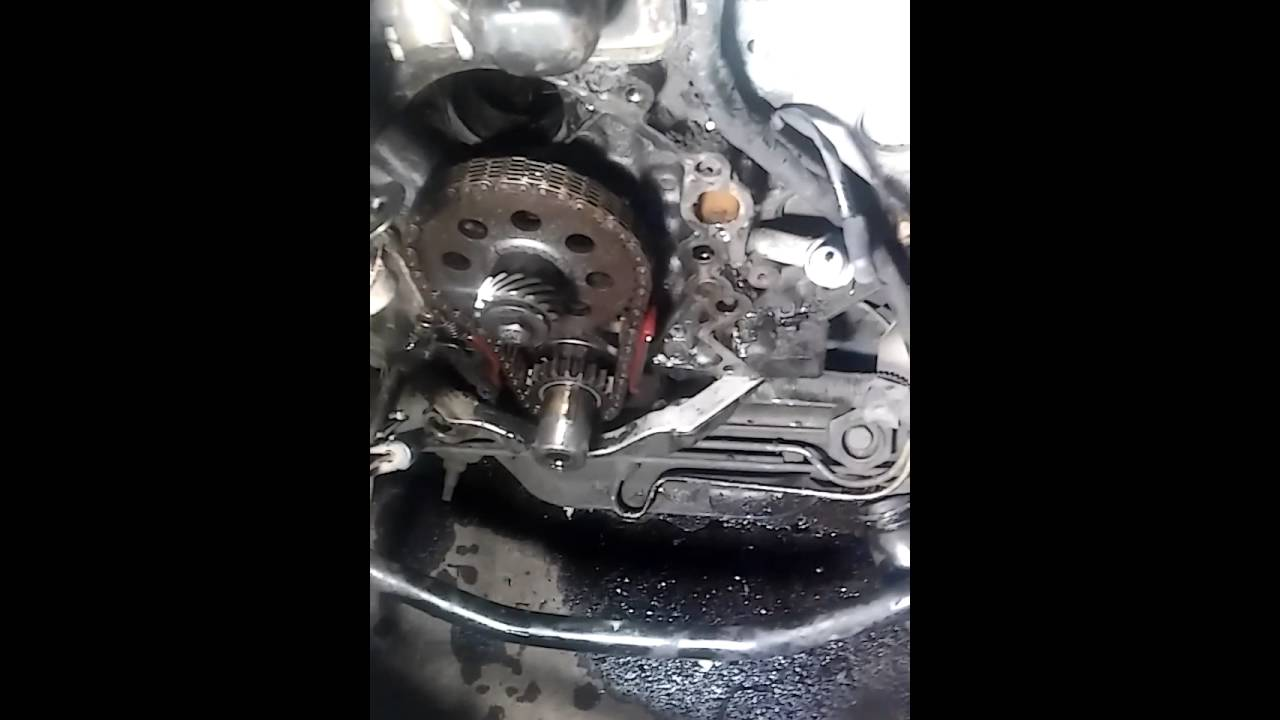 hight resolution of timing cover removal 3 8 mustang 93 98