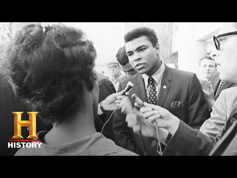 Ray Allen on Muhammad Ali, a Black History Legend | History