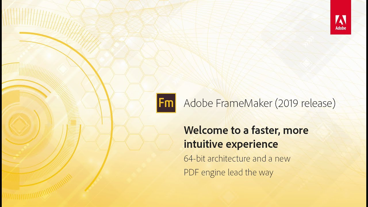 Adobe FrameMaker 2019 Free Download