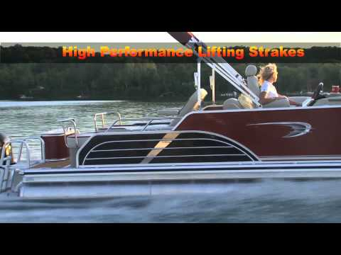 The Fastest Pontoon Boats: Waveglider System on a Tahoe