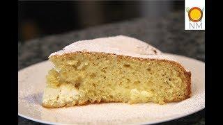Простой пирог с творожными шариками. Очень вкусно, быстро и легко!