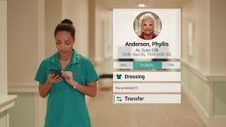 Commercial For PointClickCare's Companion App