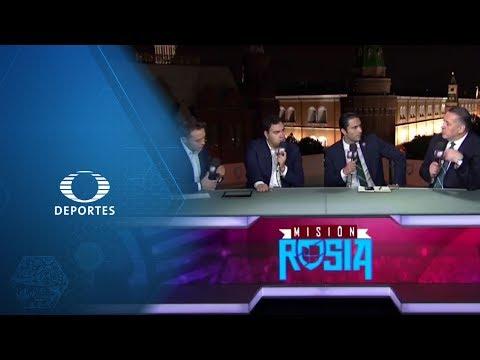 Rumbo a las semifinales del Mundial Rusia 2018   Televisa Deportes