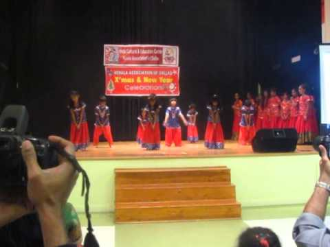 Nagada sang dole-Ram-Leela song-Rhythm of Dallas Students Travel Video