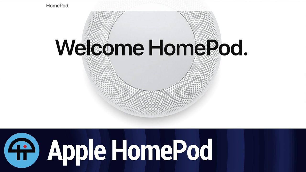 Apple's HomePod sounds great: first look