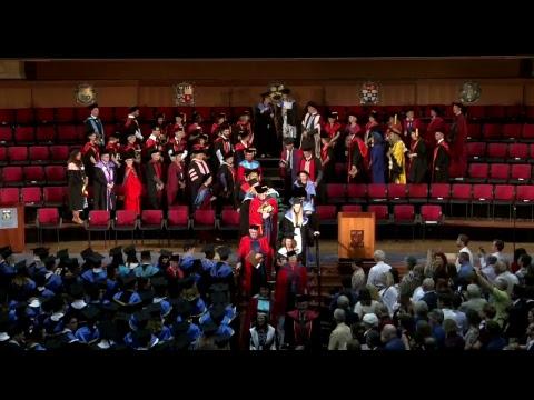 UWA Graduations - Friday March 16, 7:00pm