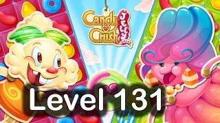Candy Crush Jelly Saga Level 131 Gameplay