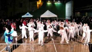 Flash Mob Dance For The Planet 2010