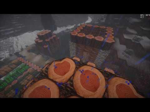 Photo Realism Minecraft test