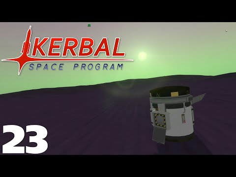 Road To Colonisation #23 - Exploring Eve - Kerbal Space Program