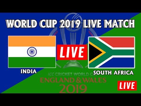 india-vs-south-africa-live-||icc-cricket-world-cup-2019||abijeet-dulal||