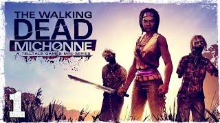 """The Walking Dead: Michonne. #1: """"Mobjack""""."""