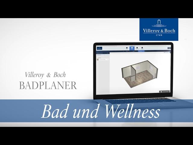 Badplanung Mit Dem Online-badplaner Villeroy Boch Badplaner Traumbad