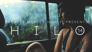 Hilo 2014 - Farmers Market Hawaii