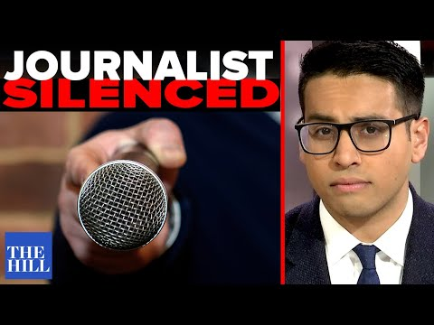 Saagar Enjeti: ABC News Reveals Corporate Control By Silencing Socialist Journalist
