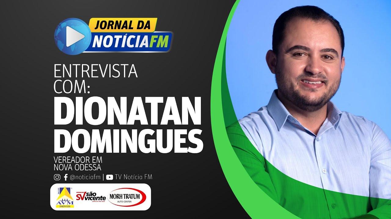 Entrevista com Dionatan Domingues