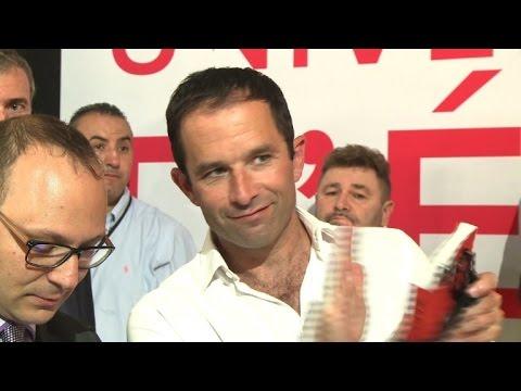 Frankreichs Bernie Sanders: Benoît Hamon mischt Sozialisten auf