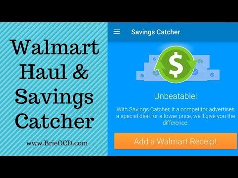 Walmart Savings Catcher: What Is It and How Do I Use It