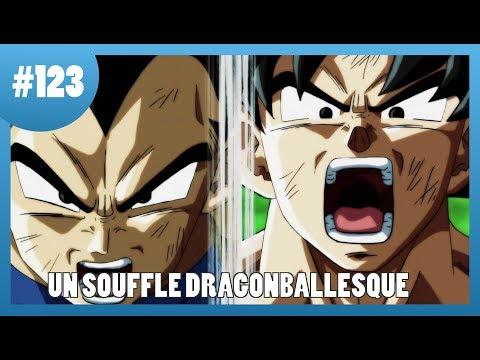 Un souffle dragonballesque - Dragon Ball Super #123