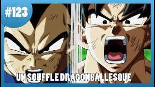 Un souffle dragonballesque - Dragon Ball Super #123