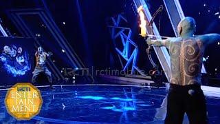 Panah api untuk Space Cowboy [Duel Mahadaya RCTI 26] [ 24 Agustus 2015]