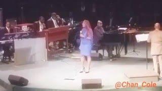 Ledisi Sings Holy One At Hawkins Family Tribute/ Ledisi Praise Break