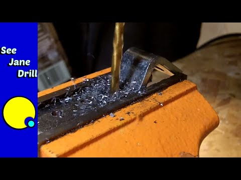 How to Drill a Hole in Metal