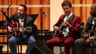 Wes Montgomery Guitar Competition ( Finale ) With all Five Contestants