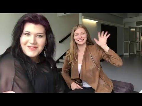 Eurovision Ireland meets Zoe