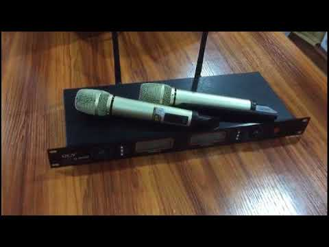 Karaoke UHF Wireless Microphone with item for Q-6000
