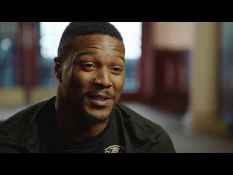 One-On-One: Tony Jefferson Opens Up About Joining Ravens | Baltimore Ravens
