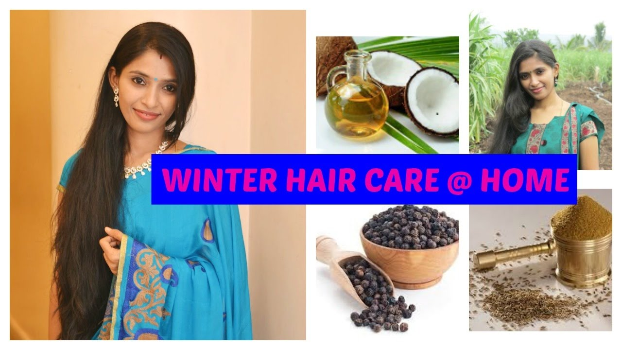 Winter hair care at home 18