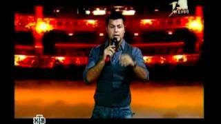 Алексей Чумаков - Золотые купола ( Бенефис НТВ )
