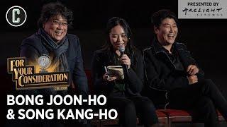 Parasite: Bong Joon-ho & Song Kang-ho - Collider FYC Screening Series, presented by Arclight Cinemas