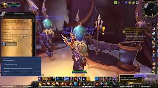 WoW Battle for Azeroth [124] Nazjatar Story Jaina + Nordrassil Heilung! World of Warcraft Gameplay
