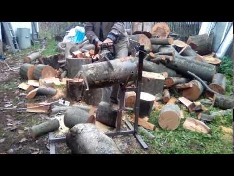 Козел для резки дров(favágó bak)