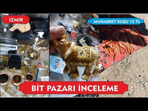 Bit Pazarı Mı!  Yoksa çaput Pazarı Mı ? İzmir 2020