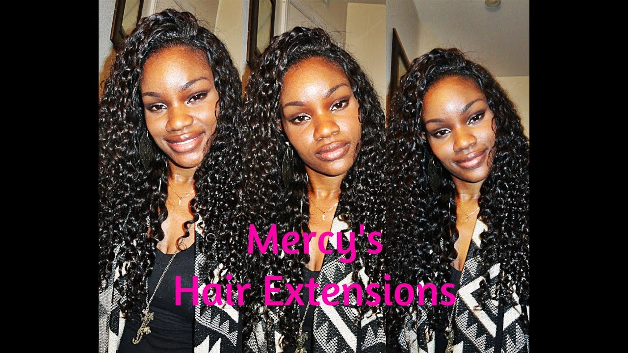 Mercys hair extensions brazilian deep curly review fly honey mercys hair extensions brazilian deep curly review fly honey wigs youtube pmusecretfo Gallery