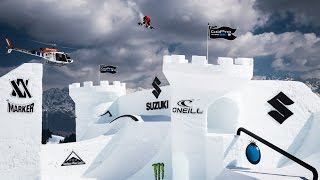 Incredible Ski & Snow Highlight Clip Suzuki Nine Queens 2015