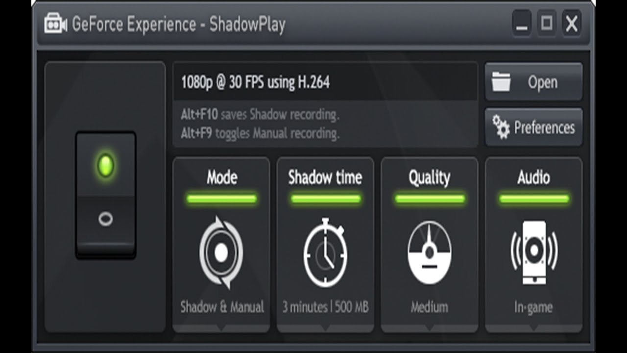Schadow Play