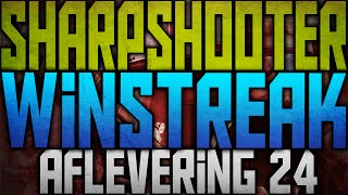 TELT DIT MEE? - Sharpshooter Winstreak #24 (Black Ops 2 Party)