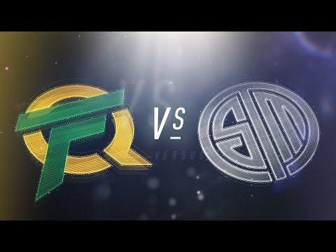 FLY vs. TSM - NA LCS Week 1 Day 2 Match Highlights (Spring 2018)