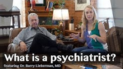 What is a Psychiatrist? Therapy? Medication?