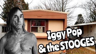 #847 IGGY POP & the Stooges ANN ARBOR Homes & Beginnings - Daily Travel Vlog (12/1/18)